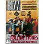 Revista Bizz N° 1 Ano 11 Ed 114 Rolling Stones Para O Brasil