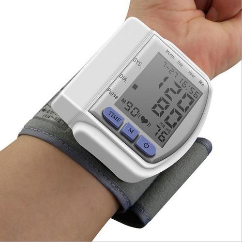 Tensiometro Automatico De Presion Arterial De Muñeca