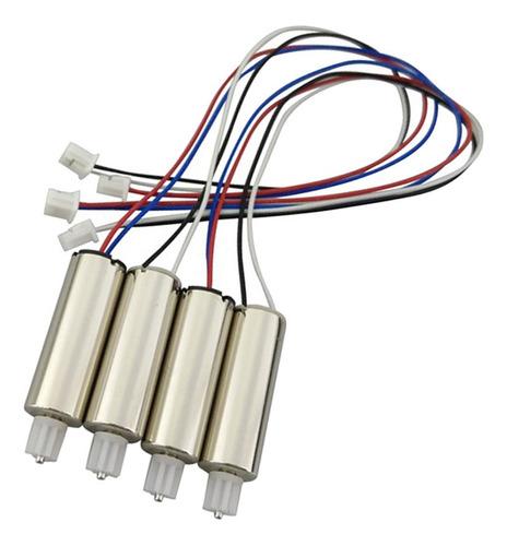 4 Unids / Set Cw Motor Eléctrico Cw Coche Para E58 S168 Rc