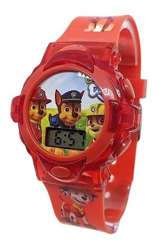 Relógio Infantil Com Personagens Variados