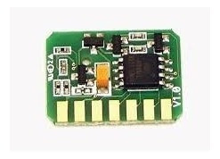 Chip Okidata C9600 C9800 C9650 C9850 Negro Cyan Mag Ama 15k