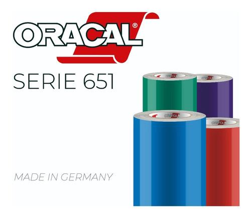 Vinilo Oracal 651 (63cmx100cm) Capta