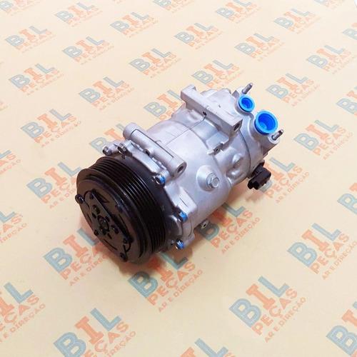 Compressor Ar Peugeot 308 C4 Thp Remanufaturado