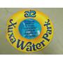 Antigo Folheto Promocional Do Xuxa Water Park