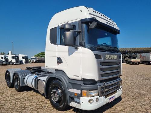 Scania - R 440 A 6x4  2015/2015 - Branca