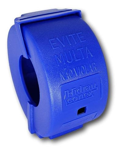 Lacre Anti-fraude Azul Para Hidrômetro De 3/4 Poleg. (10pçs)