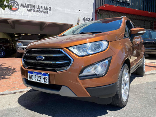 Ford Ecosport 1.5 Titanium 123cv 4x2 Mt 2018imp 41.000 Kms