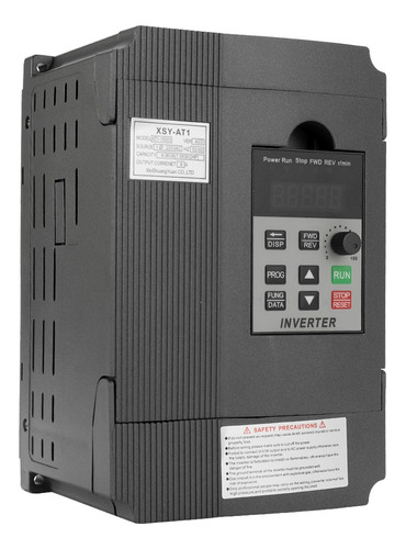 Universal Vfd Frecuencia Controlador De Velocidad 2.2kw 12a