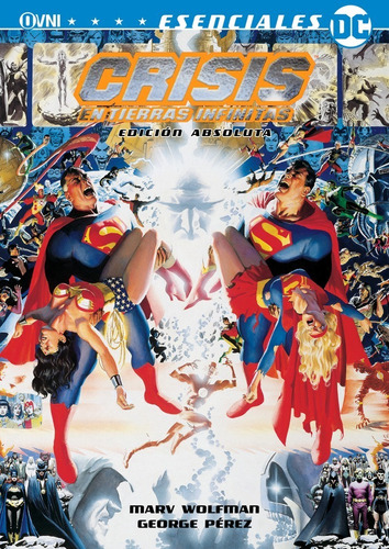 Dc Comics - Crisis En Tierras Infinitas - Edición Absoluta