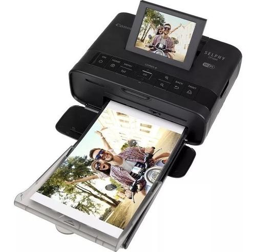 Impressora Canon Selphy Cp1300 Fotográfica Wi-fi C/ Nf-e + Garantia Canon P/ Câmera Celular Usb Sd Sdhc