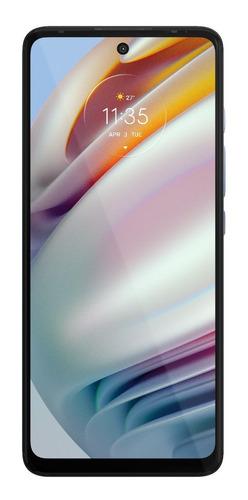 Smartphone Motorola G60 Tela 6.8 128gb 6gb Ram Azul