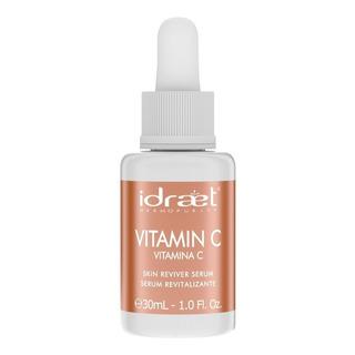 Vitamina C Serum 30ml Idraet Restaurador Antiage Gotero