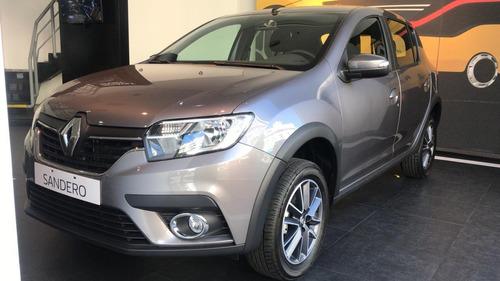 Renault Sandero 1.6 Life Zen Intens Auto Tasa 0% Tomo Usa Jl