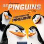 Livro Os Pinguins De Madagascar Tudo Sobre Os Pinguins (dr