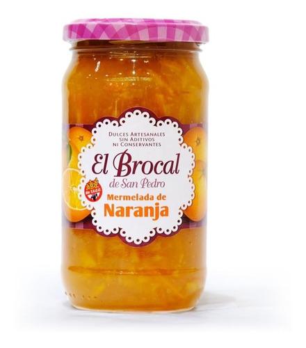 El Brocal Mermelada Naranja 420g