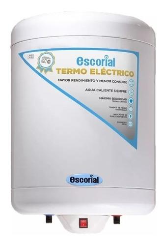Termotanque Electrico 55 Lts Escorial Carga Inferior 1500w