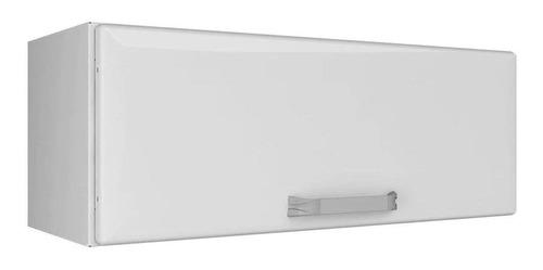 Armario De Cozinha Aereo Itatiaia Luce 1 Porta Branco Iph-70