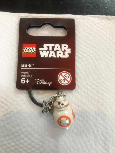 Llavero Lego Star Wars   Bb-8