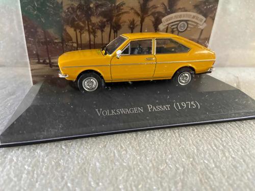 Passat Volkswagen 1975 Carrinho Escala 1:43 Deagostini