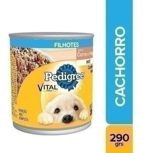 Pedigree Alimento Húmedo Para Perro Cachorro 280 Gr
