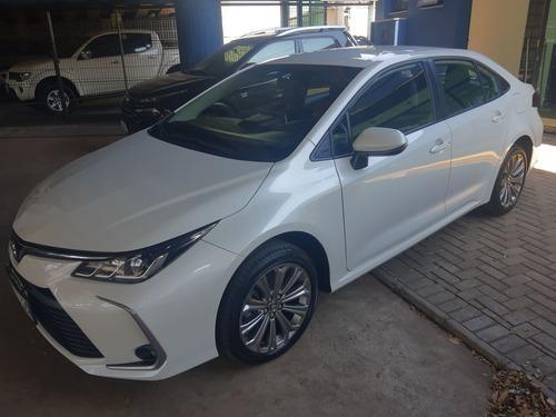 Toyota Corolla 2.0 16v 4p Flex Xei Direct Shift Automático C