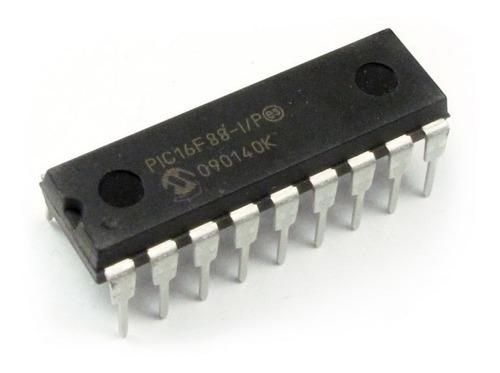 Microcontrolador Pic16f88i/p