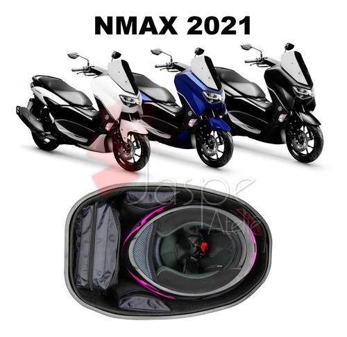 Forração Yamaha Nmax 2021 Forro Premium Acessório Preto