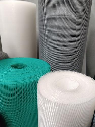 Tejido Plastico Mosquitero Varios Colores 1 M Ancho