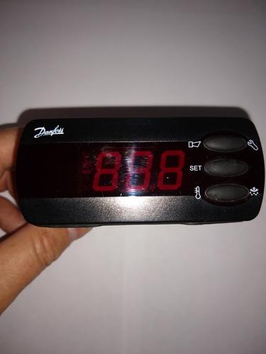 Controlador Electronico De Temperatura Danfoss Ekc 202 B