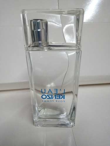 Perfume Kenzo L'eau Pour Femme X50 Ml Sin Caja