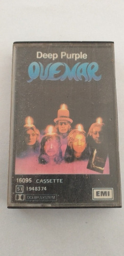 Cassette Deep Purple Rock