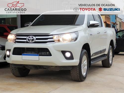 Toyota Hilux Srv 4x2 2.7 2017 Excelente Estado