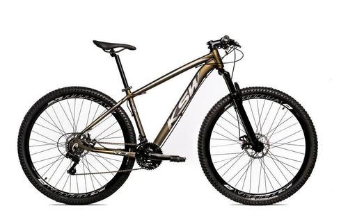 Bicicleta Alumínio 29 Ksw Shimano 24 Vel Freio A Disco Krw12