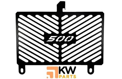 Protetor De Radiador Cb500x Até Ano 2021 Aço Carbono Cb 500x