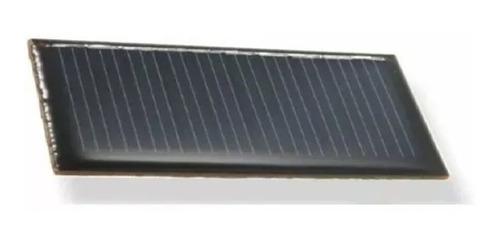 Panel Solar 0.275 W Celda Epoxi Policristalino 5.5volt-50m A