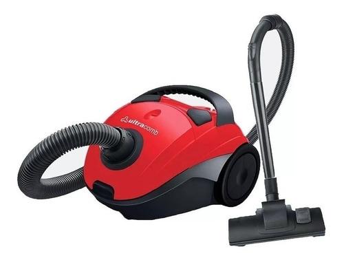 Aspiradora Ultracomb As-4201 2l  Roja 220v