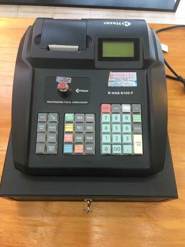 Registradora Fiscal Hasar - 6100f 2da Generación