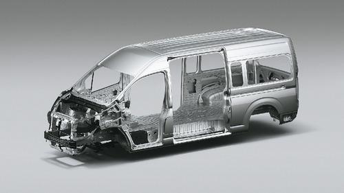 Toyota Hiace L2h2 2.8 Tdi // Furgón