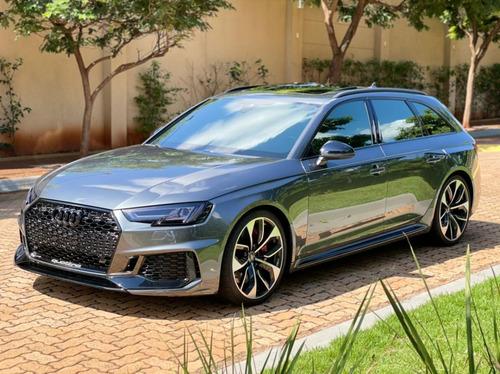Audi Rs4 Avant 2019/2019 Ceramic Pro Ppf Full Front