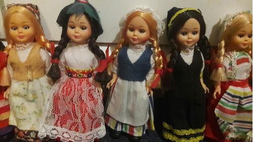 Muñecas Étnicas