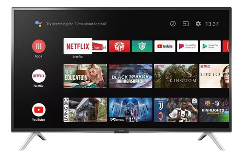 Smart Tv Hitachi Cdh-le40smart17 Led Full Hd 40  100v/240v