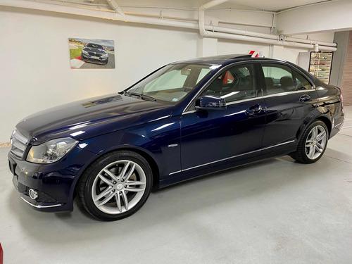 Mercedes-benz Clase C 1.8 C250 Avantgarde Sport At 2012