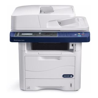 Impresora Multifuncion Xerox Workcentre 3325 Red Duplex