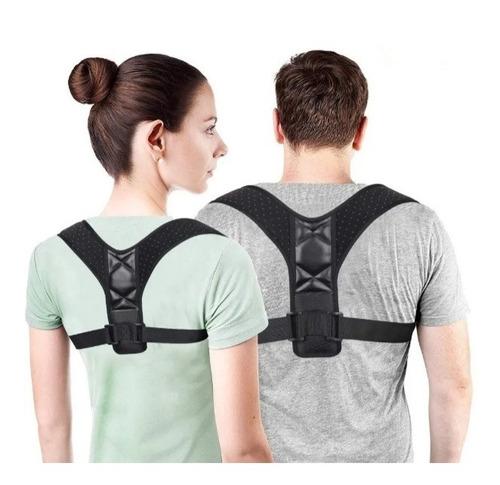 Corrector De Postura Para Hombre Y Mujer,ajustable,suavesito