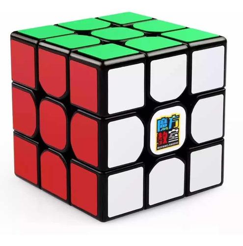 Cubo Mágico Profissional 3x3x3 Moyu Mofangjiaoshi Mf3rs