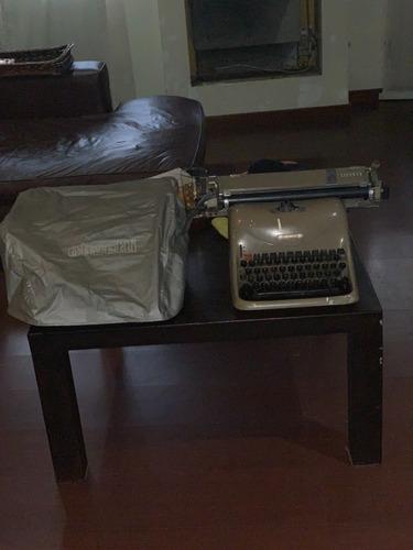 Maquina De Escribir Oliveti Lexikon 80