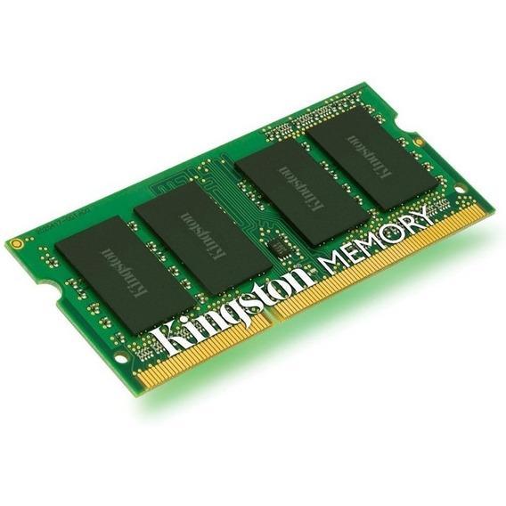 Memoria Sodimm 4gb Kingston Ddr3 1600mhz Notebook Mexx 1