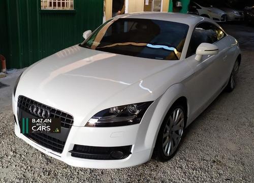 Audi Tt Coupe 1.8t Fsi Modelo 2010