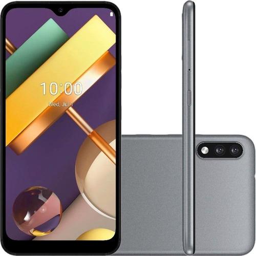 Smartphone K22 Tela 6,2 32gb 2gb Ram Android Titânio LG