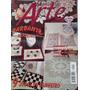 Revista Mania De Arte Nº 03 Barbante 9 Jogos De Banheir